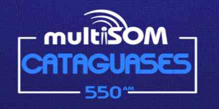 Multisom Cataguases 550 AM
