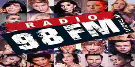 Radio 98 FM Litoral