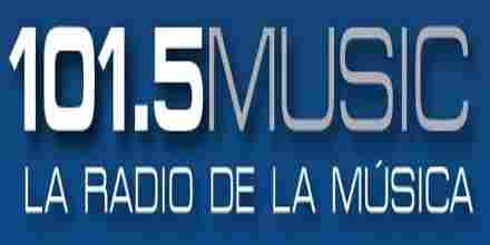 101.5 Radio Música