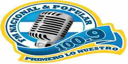 Nacional y Popular 100.9