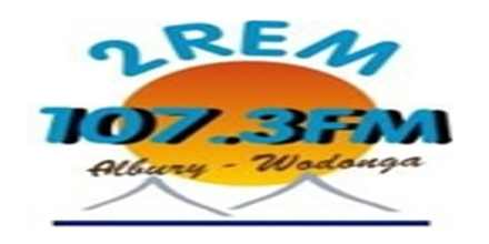 2REM 107.3 FM