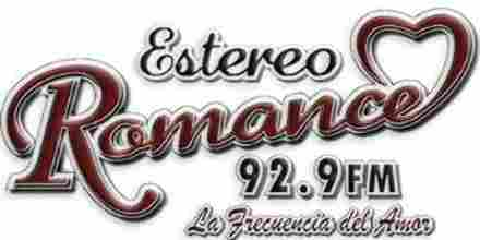 Estereo Romance 92.9 FM