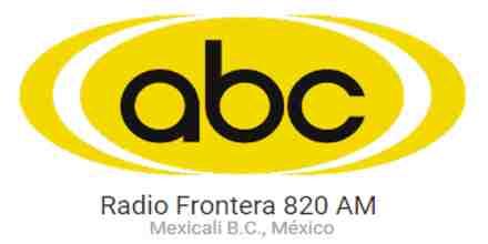 Radio Frontera 820 AM