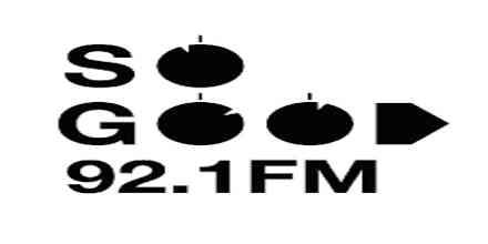 So Good 92.1 FM-