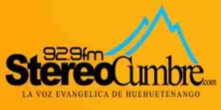 Stereo Cumbre 92.9