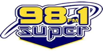 السوبر 98.1 FM
