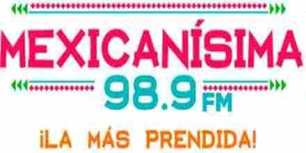 Mexicanisima 106.7 FM