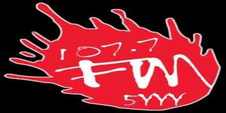 5YYY 107.7 FM