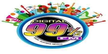 Цифровой 99.5 FM-