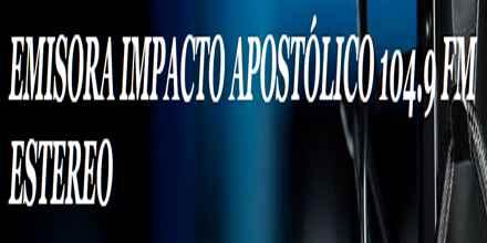 Emisora Impacto Apostolico 104.9 Fm