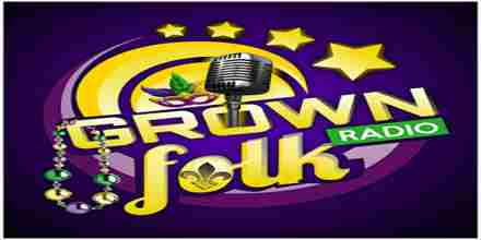 Grown Folk Radio