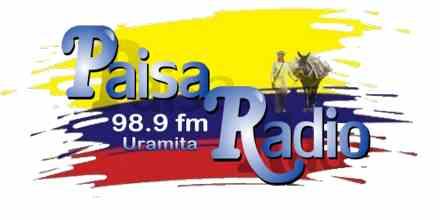 Paisa Radio 98.9