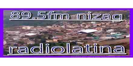 RadioLatina 89.5 FM