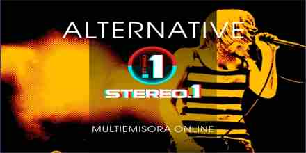 Stereo 1 Alternativna