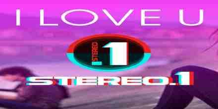 Stereo 1 I Love U