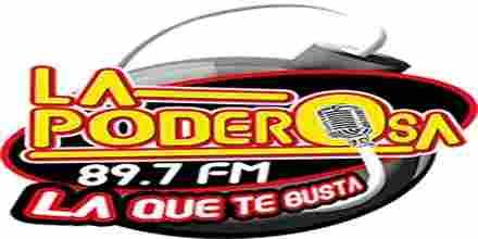 La Poderosa 89.7 FM