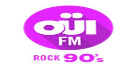 Oui FM Rock 90s