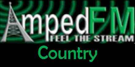 Amped FM Country