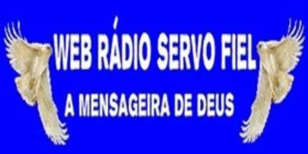 Web Radio Servo Fiel