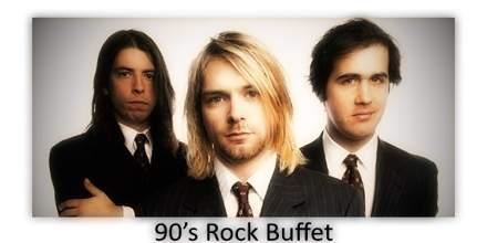 90s Rock Buffet