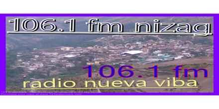 Radio Nueva Viba 106.1 FM- 2017