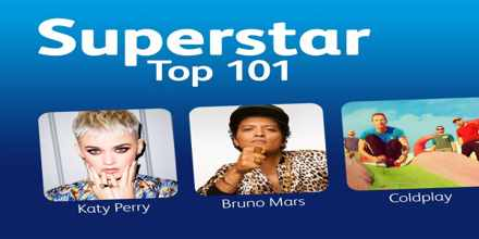 Sky Radio Superstar 101