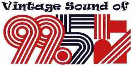 Vintage 24K Radio