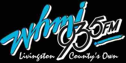 WHMI 93.5 FM