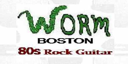 Worm Boston 80s Rock Guitar