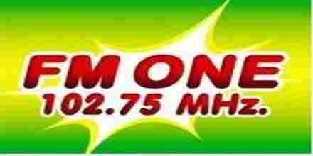 FM One 102.75 MHz