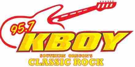 KBOY FM