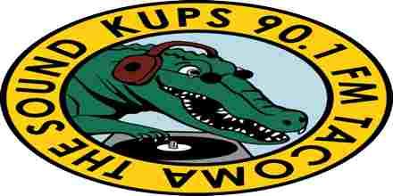 KUPS 90.1 FM