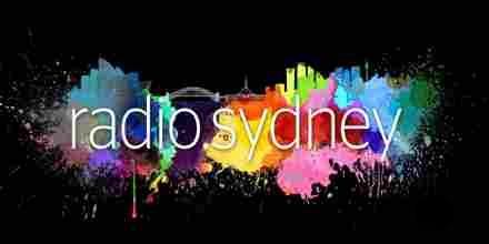 Radio Sydney WHITE