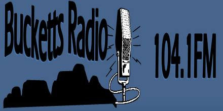 Bucketts Radio 104.1
