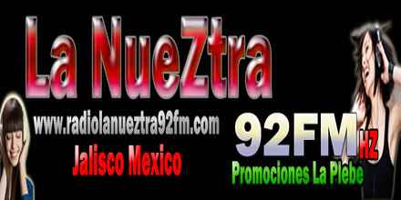 Radio La Nueztra 92 FM-