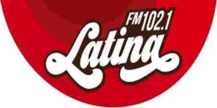 Radio Latina 102.1