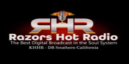 Razors Hot Radio KHHR-DB