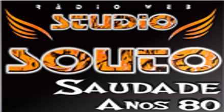 Radio Studio Souto Saudade 80s