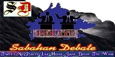 Sabahan Debate FM