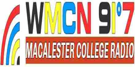 WMCN FM