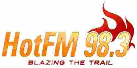 Горячей 98.3 FM-