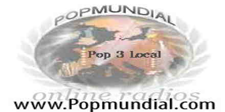 PopMundial Pop 3 Local