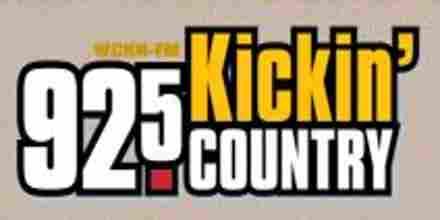 92.5 Kickin Country
