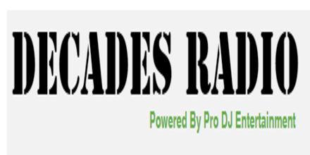 Decades Radio