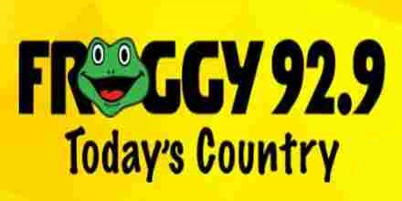 Froggy 92.9