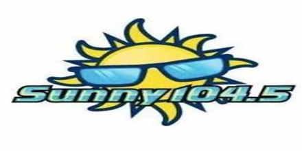 Sunny 104.5