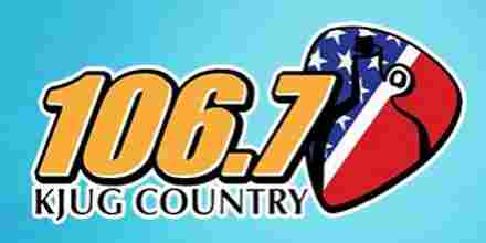 106.7 KJIG Country
