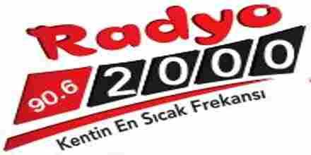 90.6 Radyo 2000