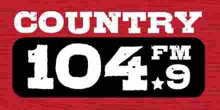 Country 104.9 FM