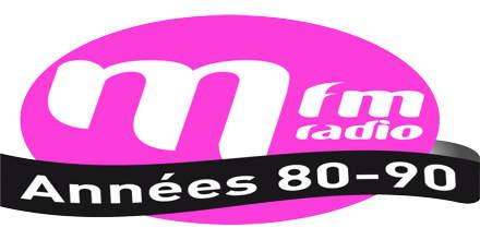 """<span lang =""""fr"""">M Radio Annees 80/90</span>"""